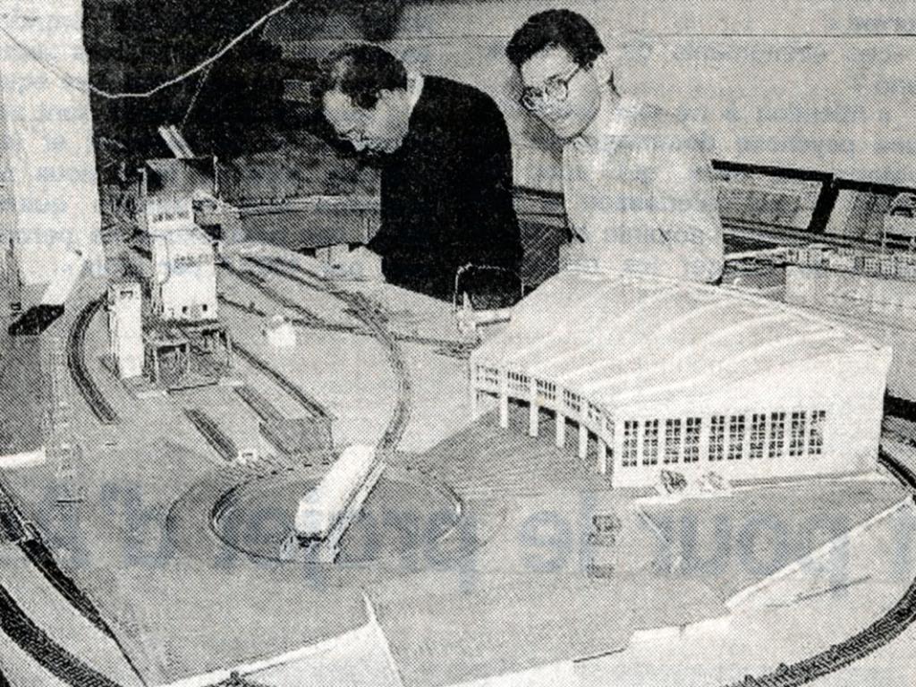 1993 - Réseau aux Sources