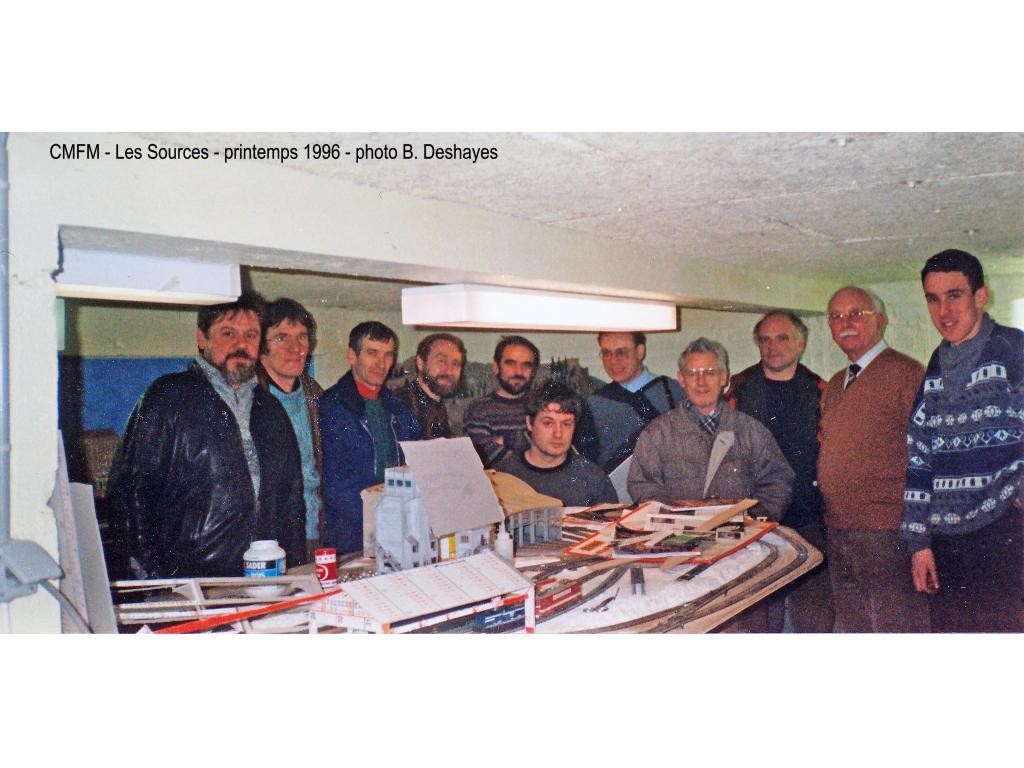 1996 - Local des Sources