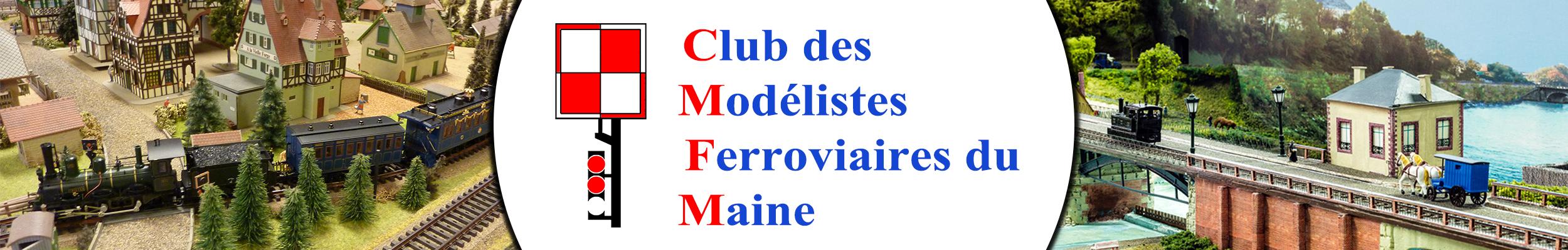 Club des Modélistes Ferroviaires du Maine